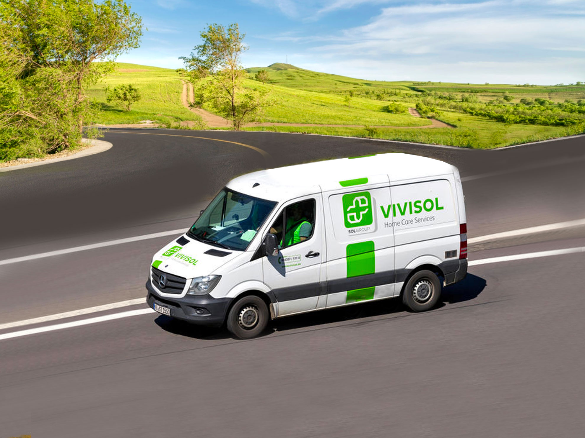 Il percorso verso l'innovazione di Vivisol.