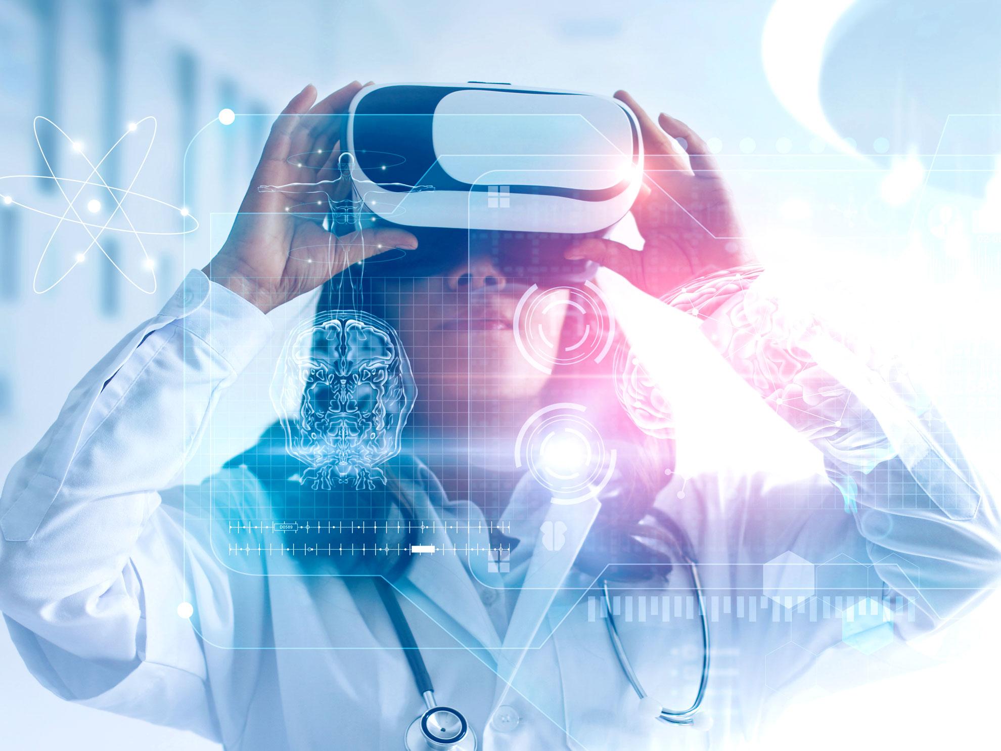 Applicazioni della realtà virtuale in sanità